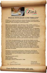 pergaminho pizzas integrais