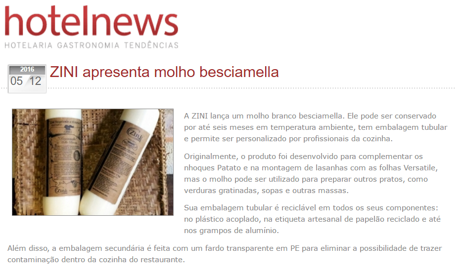 besciamella hotel news