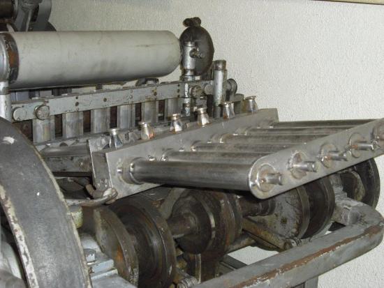 Maquina de Macarrão