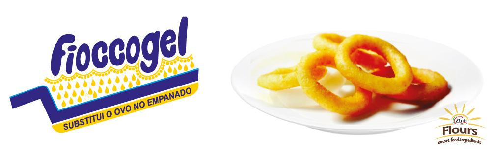 Fioccogel - O ligante que substitui o ovo no empanamento.