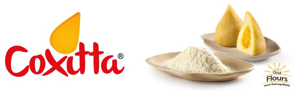Coxitta - Farinha de trigo com pré-gelatinização