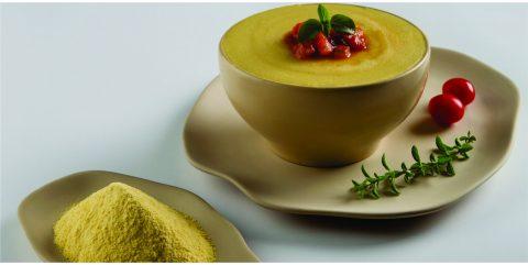 Fubazin®: A polenta cremosa e de rápido preparo.