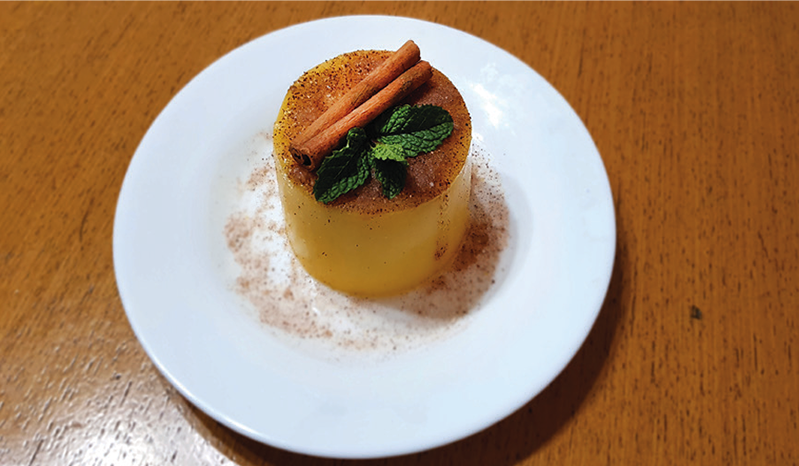 Curauzin - Doce típico de milho