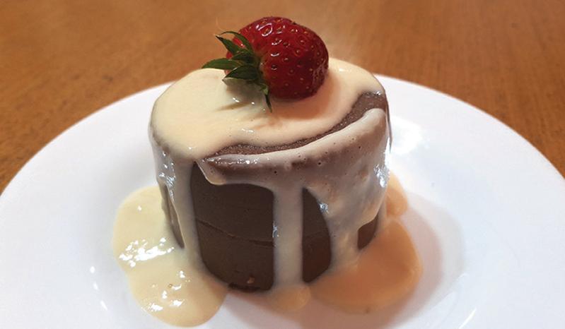 Pannacotta - Sobremesa Sabor Chocolate!