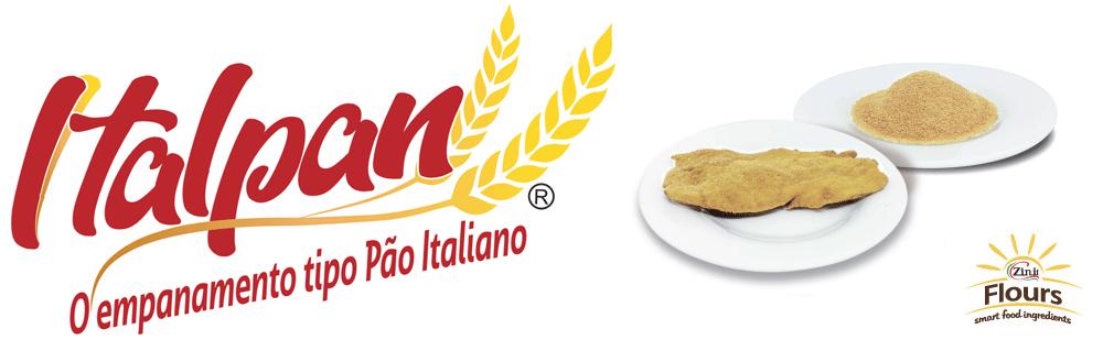 Italpan:Farinha de rosca para empanamento lipófoba.